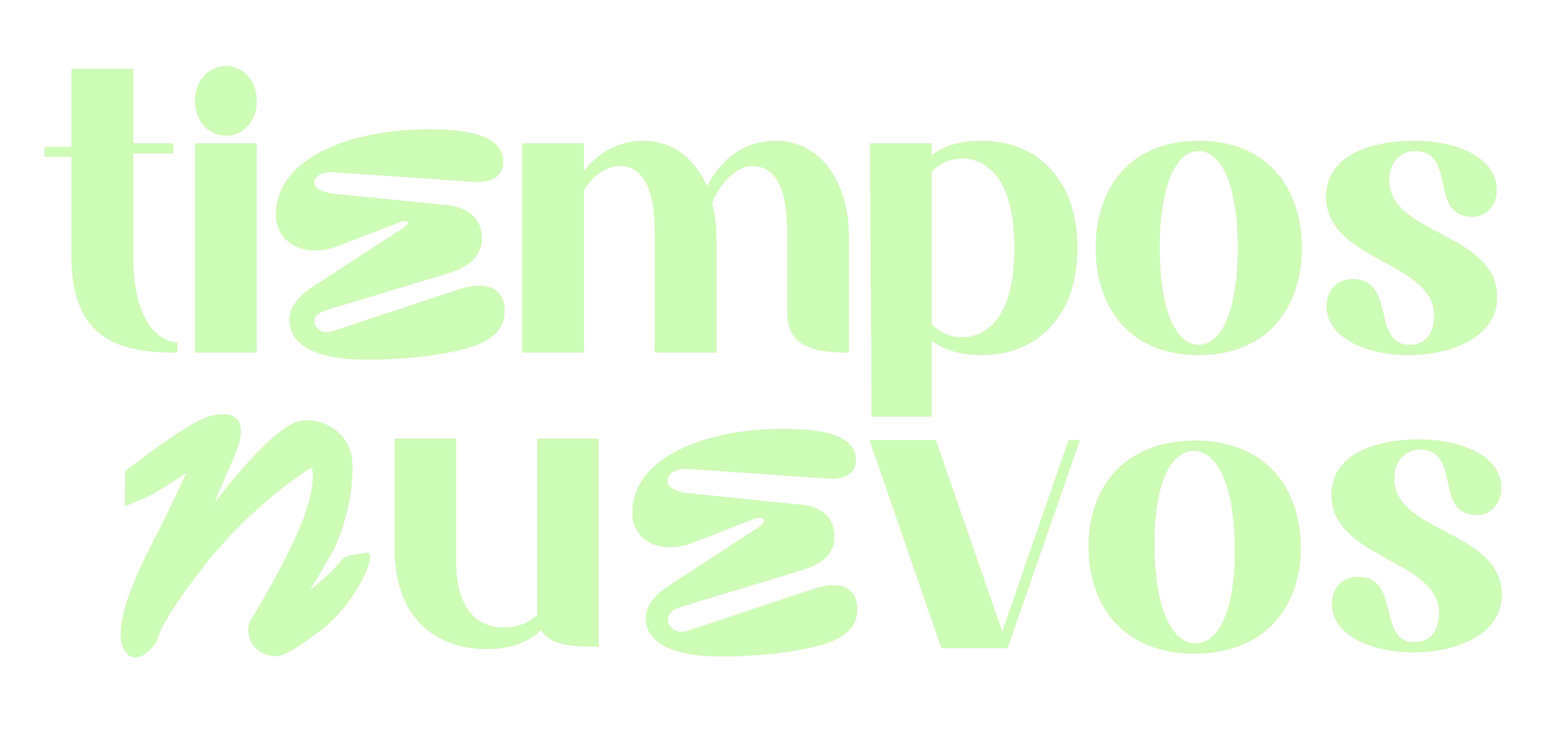Tiempos Nuevos Logo